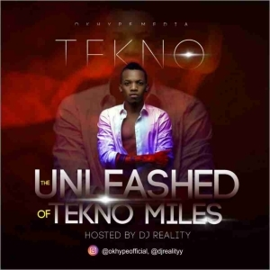 DJ Reality - The Unleashed Of Tekno Miles